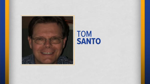 Warren Radio Sports Analyst Tom Santo Passes Away